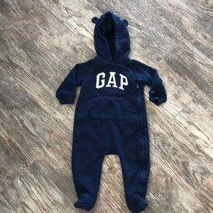 Gap one piece sweat suit